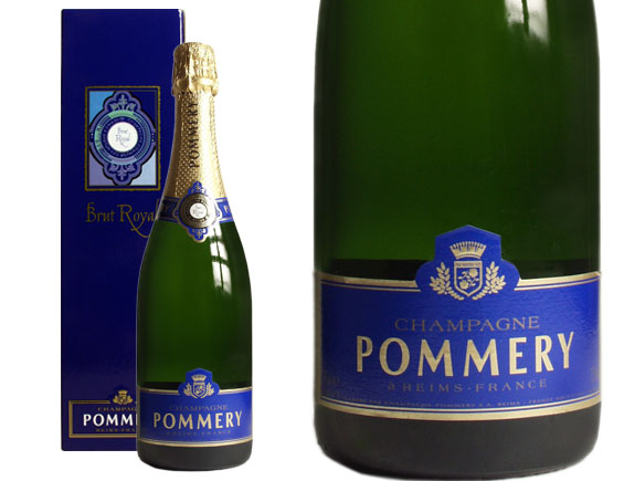 champagne pommery brut royal champagne wine of champagne. Black Bedroom Furniture Sets. Home Design Ideas