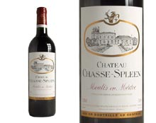 CHÂTEAU CHASSE-SPLEEN 1988 rouge