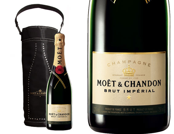 moet et chandon brut imperial be fabulous with an isothermic cover wine of champagne. Black Bedroom Furniture Sets. Home Design Ideas