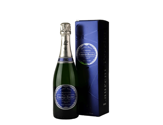 CHAMPAGNE LAURENT-PERRIER ULTRA BRUT ETUI