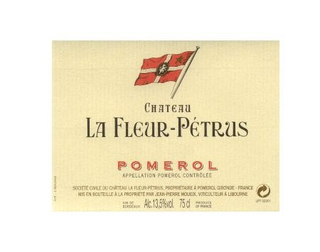 LA FLEUR PETRUS 2005