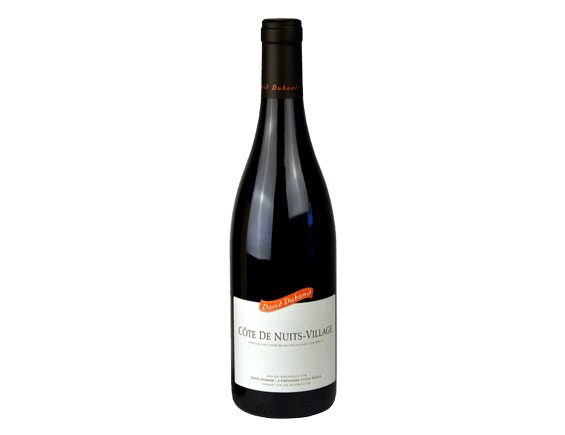 DAVID DUBAND CÔTE DE NUITS VILLAGES ROUGE 2017