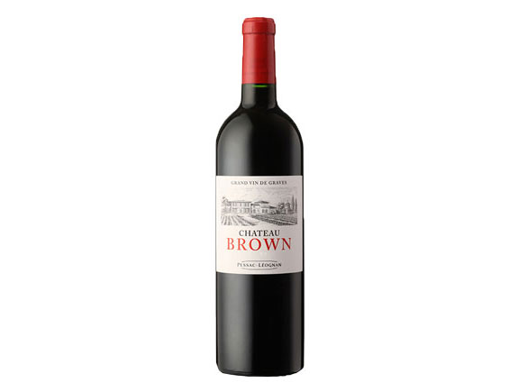 CHÂTEAU BROWN ROUGE 2018