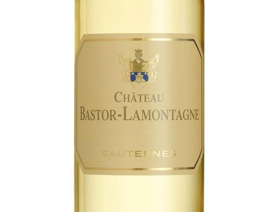 CHÂTEAU BASTOR LAMONTAGNE 2006