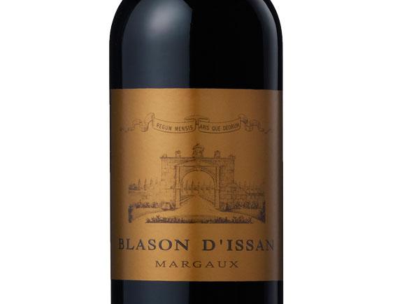 BLASON D'ISSAN rouge 2011