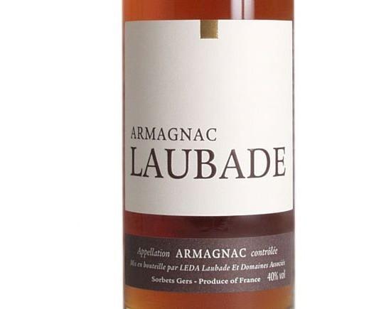 LAUBADE Armagnac 1925