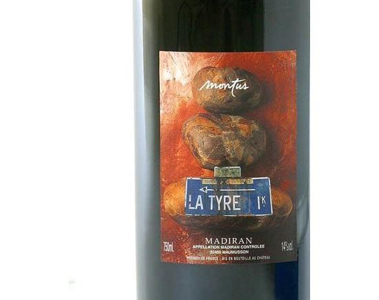 BRUMONT CHÂTEAU MONTUS LA TYRE 2001