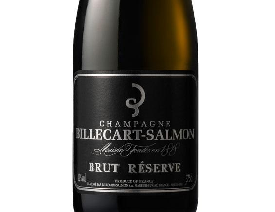 CHAMPAGNE BILLECART-SALMON BRUT RÉSERVE 37.5CL