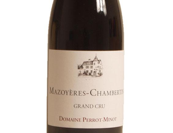 DOMAINE PERROT-MINOT MAZOYÈRES-CHAMBERTIN 2012