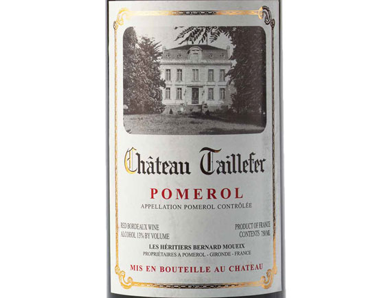CHATEAU TAILLEFER 2013