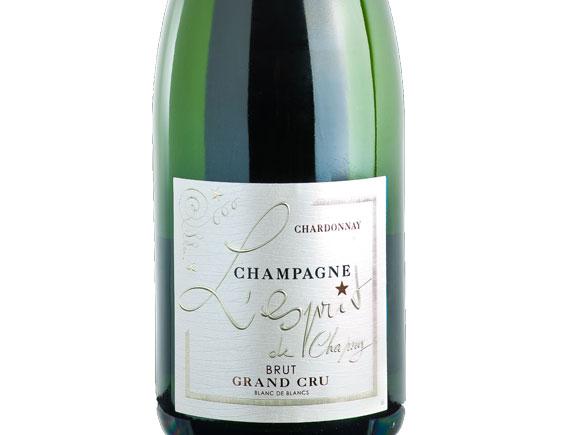 CHAMPAGNE L'ESPRIT DE CHAPUY CHARDONNAY GRAND CRU BRUT