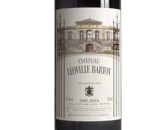 CHÂTEAU LEOVILLE-BARTON 2000
