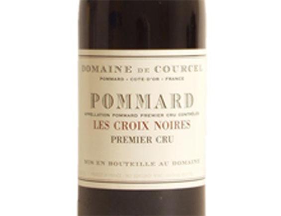 DOMAINE DE COURCEL POMMARD 1ER CRU CROIX NOIRES 2012