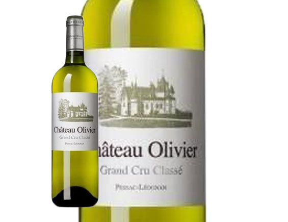 CHATEAU OLIVIER BLANC 2014