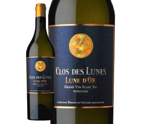 CLOS DES LUNES CUVEE LUNE D'OR 2014