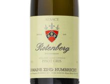 ZIND-HUMBRECHT PINOT GRIS ROTENBERG 2012
