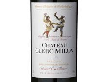 CHÂTEAU CLERC MILON 2015