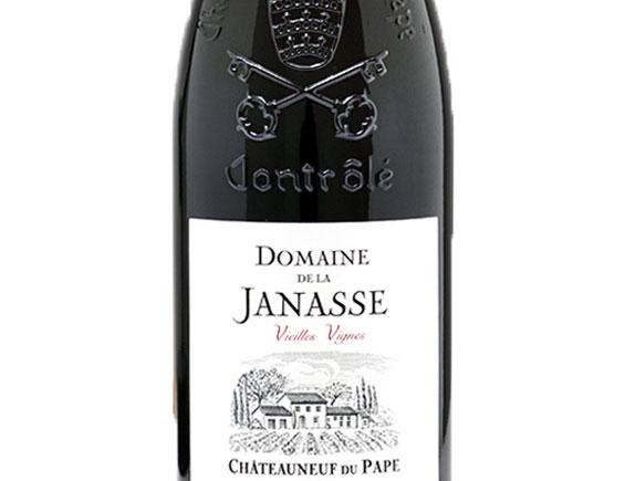 DOMAINE DE LA JANASSE CHÂTEAUNEUF-DU-PAPE VIEILLES VIGNES ROUGE 2013