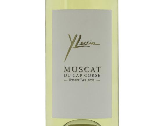 DOMAINE D'E CROCE - YVES LECCIA MUSCAT DU CAP CORSE 2014
