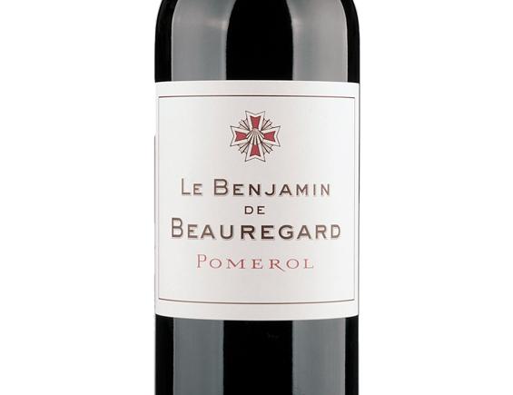 LE BENJAMIN DE BEAUREGARD 2014
