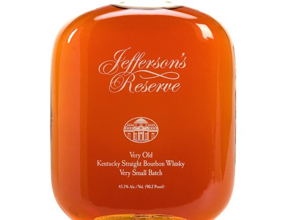 BOURBON JEFFERSON'S RESERVE