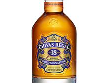 WHISKY CHIVAS REGAL 18 ANS ETUI