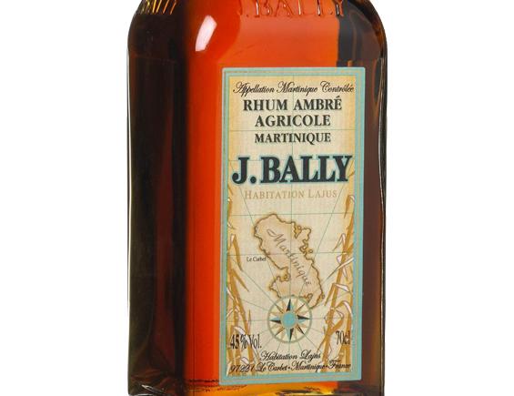 RHUM BALLY AMBRE
