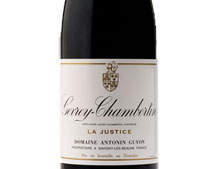 DOMAINE ANTONIN GUYON GEVREY-CHAMBERTIN LA JUSTICE 2016