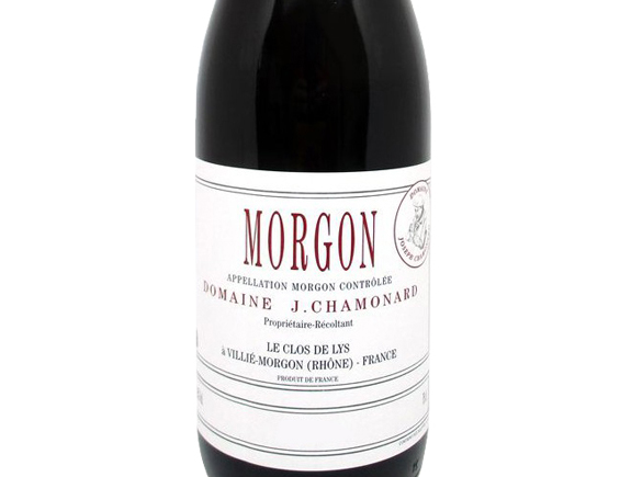 DOMAINE CHAMONARD - JC CHANUDET MORGON ROUGE 2015