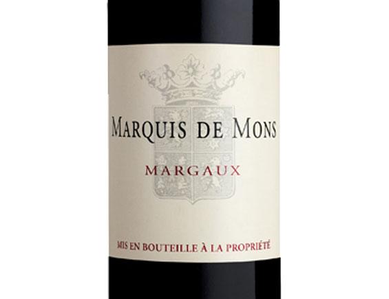 MARQUIS DE MONS ROUGE 2015