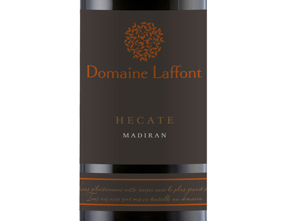 DOMAINE LAFFONT MADIRAN CUVEE HECATE 2012
