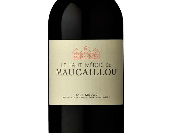 HAUT-MEDOC DE MAUCAILLOU 2015