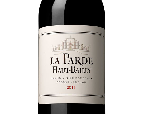 LA PARDE DE HAUT BAILLY 2017