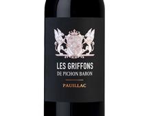 LES GRIFFONS DE PICHON BARON 2016
