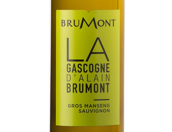 BRUMONT LA GASCOGNE D'ALAIN BRUMONT BLANC 2017