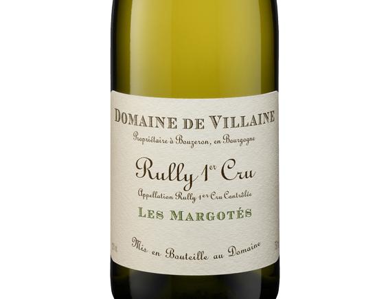 DOMAINE DE VILLAINE RULLY 1ER CRU LES MARGOTÉS 2016