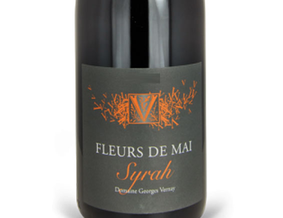 DOMAINE GEORGES VERNAY FLEUR DE MAI SYRAH 2017