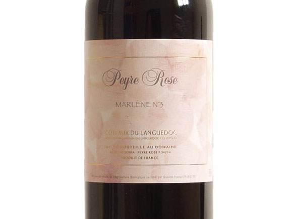 DOMAINE PEYRE ROSE MARLENE N°3 2009