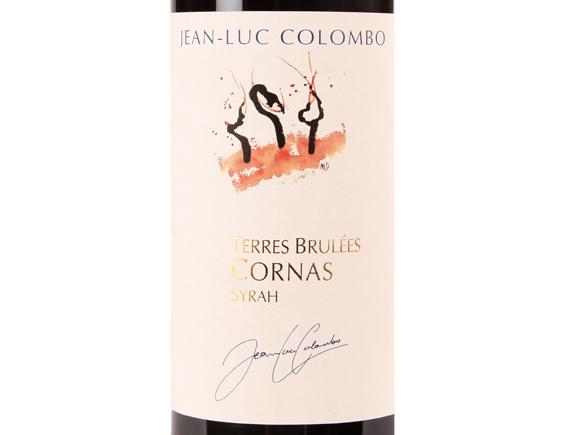 JEAN-LUC COLOMBO CORNAS TERRES BRULÉES 2016