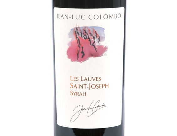JEAN-LUC COLOMBO SAINT-JOSEPH LES LAUVES ROUGE 2018