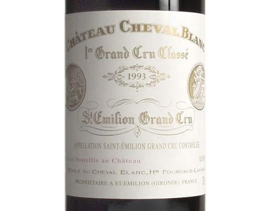 CHÂTEAU CHEVAL BLANC 1989