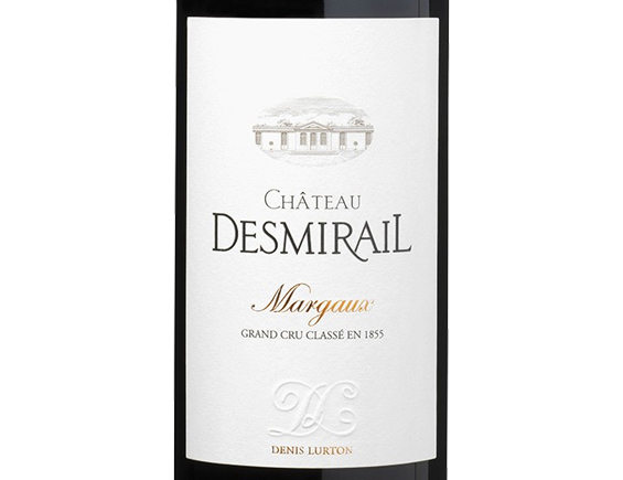 CHATEAU DESMIRAIL 2019
