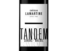 CHÂTEAU LAMARTINE CAHORS TANDEM ROUGE 2019