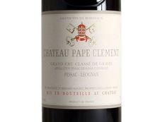 CHÂTEAU PAPE CLÉMENT rouge 1994, Cru Classé de Graves