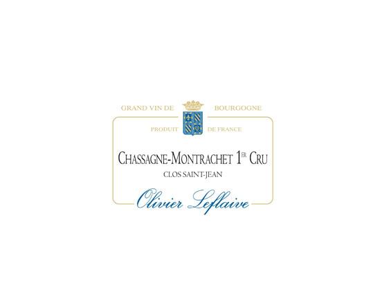 OLIVIER LEFLAIVE CHASSAGNE-MONTRACHET 1ER CRU CLOS SAINT JEAN 2020
