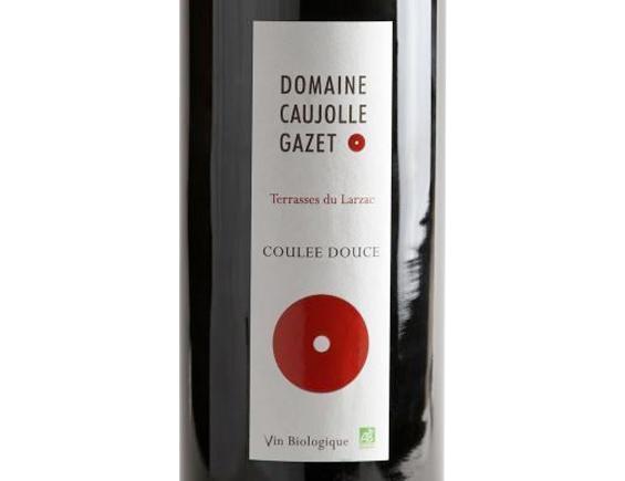 DOMAINE CAUJOLLE-GAZET LA COULEE DOUCE 2019