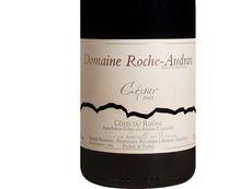 DOMAINE ROCHE AUDRAN CUVÉE CÉSAR rouge 2003