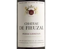 CHÂTEAU DE FIEUZAL 2006 rouge