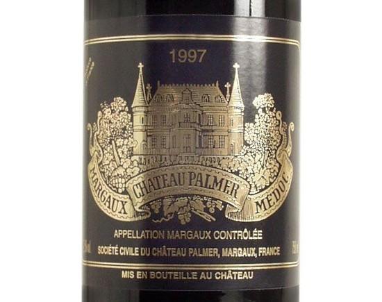 CHÂTEAU PALMER rouge 1997