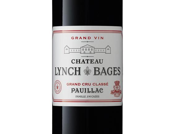 CHÂTEAU LYNCH-BAGES 1996